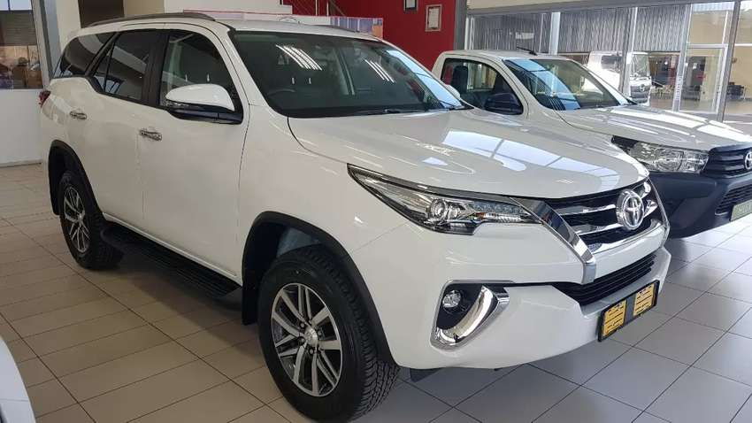 2019 New Facelift Toyota Fortuner 2.8 GD6 RB 4X4 Auto 0