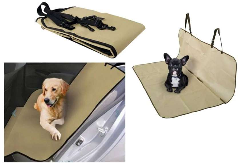 New! Universal Pet Seat Cover for Cars 0