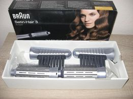 NOWE końcówki szczotki do lokosuszarki Braun Satin Hair 3
