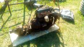 Toyota engine,gearbox,diff