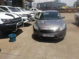 Ford Focus Ecoboost 1.0 2016