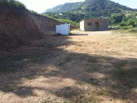 2room with a big site for sale