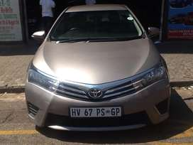 Toyota Corrolla Prestige 1.8 This is available now for sale