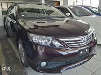 Toyota Allion Redwine 0