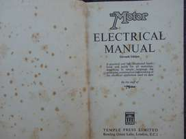 The Motor Electrical Manual.11th edition