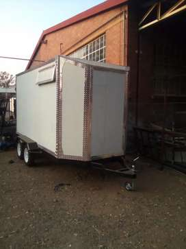 Mobile kitchen available to be delivered