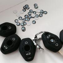 ЧЕХОЛ На Ключ/Наклейка/КОРПУС Ключа +ЛОГОТИП BMW E39 E46 E53 E60 X5