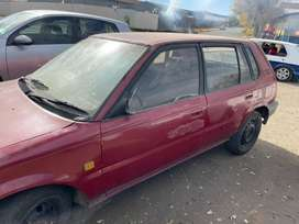 TOYOTA TAZZ (1.8i)-STRIPPING FOR SPARES