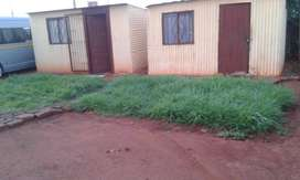 2roomed mkhukhu only serious people please