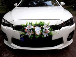 Свадебное авто. Авто на свадьбу. Mitsubishi Lancer X