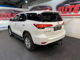 2021 Fortuner 2.8GD-6 4x4 A/T