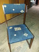 6 krzeseł stól