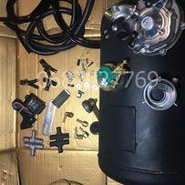 ГБО 2 на инжектор волга славута ваз с антихлопком Италия Томасето АТ07
