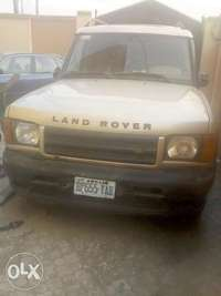 Used Land Rover in good condition for sale 0