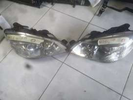 MERCEDES W204 HEADLIGHTS