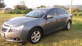 2012 Chevrolet Cruze LS 1.6 with low mileage. Accident free family car