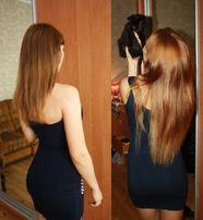Наращивание + волосы = 3000грн за все