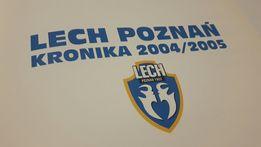 Kronika 2004/2005 Lech Poznań