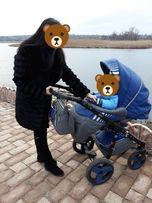 Детская универсальная коляска Riko niki