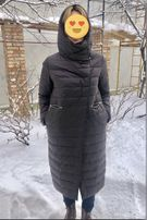 Тренд сезона мега тёплый Пуховик одеяло