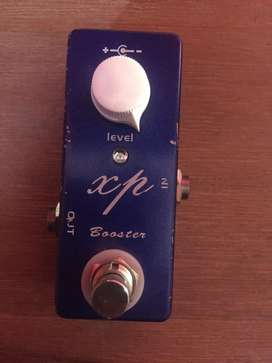Mosky booster pedal
