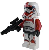 LEGO STAR WARS 75134 Imperial Shock Trooper Nowa Oryginalna Figurka