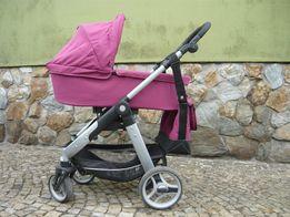 Wózek Teutonia COSMO 14 - 3 W 1 kolor purpurowy