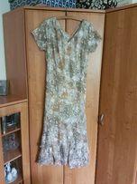letnia sukienka rozmiar 46