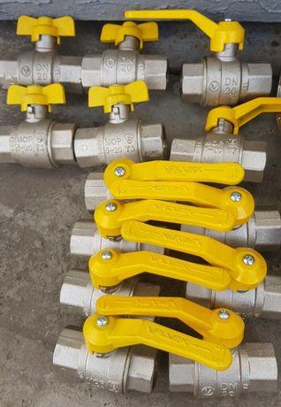 Краны шаровые (вода, газ) Ду50 и Ду20 Славянск - изображение 8