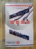 Набор рожково накидных ключей 12шт (комбинированные) INTERTOOL HT-1203