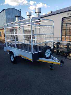 Brand New Cattle Trailers by QTEC Trailers