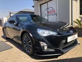 2013 Black toyota 86 in immaculate condition