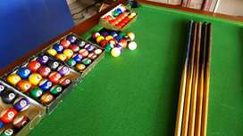 Pool table (Lectron manufactured)