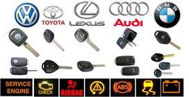 contact us for all you're replacement and spare car keys