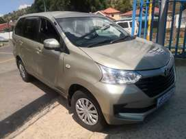 Manual Toyota Avanza 1.5