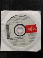 Windows 7 Professional PL eng rus Fujitsu 32 bit recovery dvd