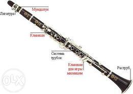 Уроки игры на кларнете,саксофоне от профессионала.