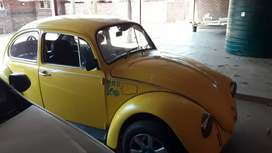 1972 Beetle For Sale