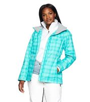 Новая женская лыжная зимняя куртка 3-в-1 Columbia, 48-50р