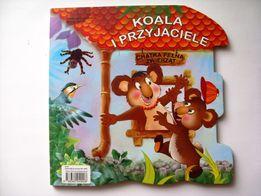 Książeczki dla dzieci przyroda wieś Tomek i przyjaciele.