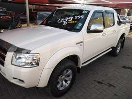Ford ranger double cab 3.0diesel