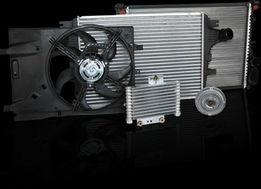 Mitsubishi asx,colt,grandis,,lancer радиатор кондиционер диффузор фара
