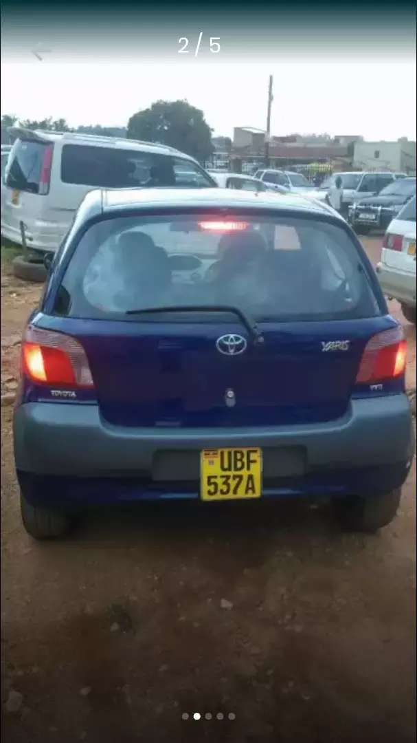Toyota vitz manuel and Auto two in one 0
