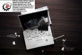 Laptop, Cell Phones, Smart watches we fix them all