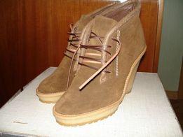 ботинки женские ЗАРА (ZARA)