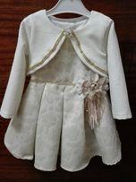 Платье на 1 - 2 года