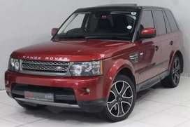 2011 Land Rover Range Rover Sport 5.0 V8 Supercharged Auto