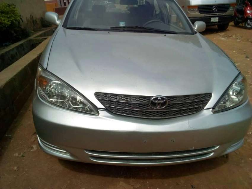 Toyota camry ash colour 2004 0
