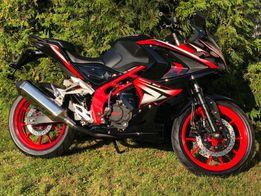 Мотоцикл VENTUS VS200-12 (спортбайк). Оплата при получении! Новый!