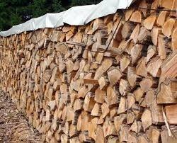 Дрова дубовые колотые уложенные - 4500 цена машины уже с доставкой !